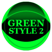 Green Icon Pack Style 2 v3.0 Free icon