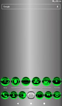 Green Icon Pack Style 2 v3.0 Free screenshot 16