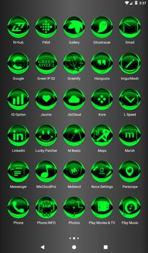 Green Icon Pack Style 2 v3.0 Free screenshot 18