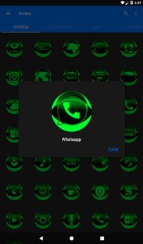 Green Icon Pack Style 2 v3.0 Free screenshot 19
