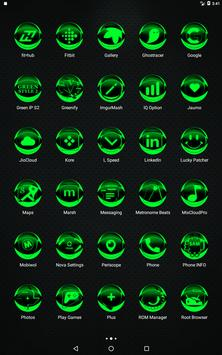 Green Icon Pack Style 2 v2.0 screenshot 10