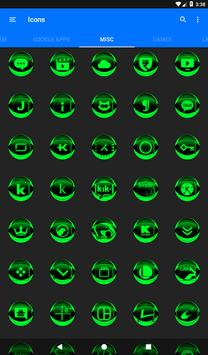 Green Icon Pack Style 2 screenshot 22