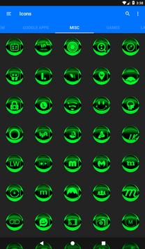 Green Icon Pack Style 2 v3.0 Free screenshot 23
