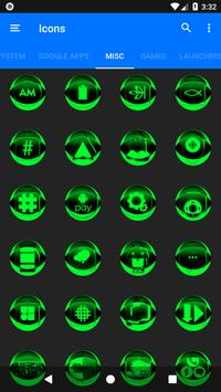 Green Icon Pack Style 2 v2.0 screenshot 6