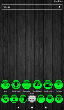 Green Icon Pack Style 1 v2.0 screenshot 16