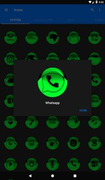 Green Icon Pack Style 1 v2.0 screenshot 19