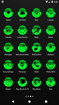 Green Icon Pack Style 1 v2.0 screenshot 3