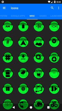 Green Icon Pack Style 1 apk screenshot