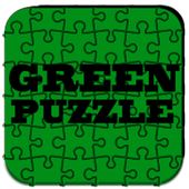 Green Puzzle Icon Pack icon