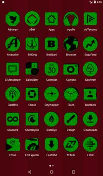 Green Puzzle Icon Pack screenshot 17