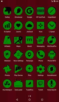 Green Puzzle Icon Pack screenshot 18