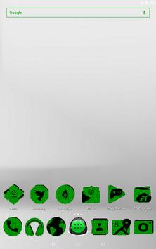 Green Puzzle Icon Pack screenshot 8