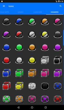 Inverted White and Orange Icon Pack v2 screenshot 21