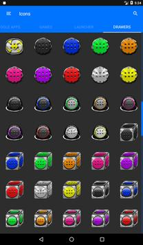 Inverted White and Pink Icon Pack v2 apk screenshot