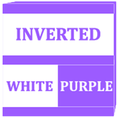 Inverted White and Purple Icon Pack v2 icon