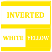 Inverted White and Yellow Icon Pack v2 icon