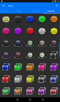 Inverted White and Yellow Icon Pack v2 screenshot 22
