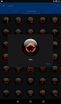 Orange Glass Orb Icon Pack v2.2 screenshot 23