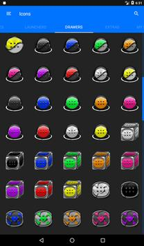 Orange Glass Orb Icon Pack v2.2 screenshot 20
