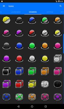 Orange Glass Orb Icon Pack v4.0 Free screenshot 20