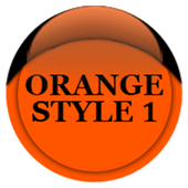 Orange Icon Pack Style 1 v2.0 icon