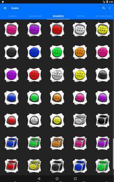 Orange Icon Pack Style 1 v3.0 Free screenshot 15