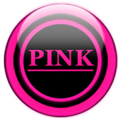 Pink Glass Orb Icon Pack v2.2 icon