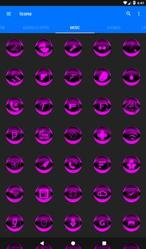 Pink Icon Pack Style 2 v2.0 apk screenshot