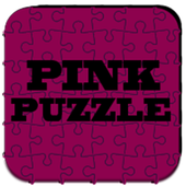 Pink Puzzle Icon Pack icon