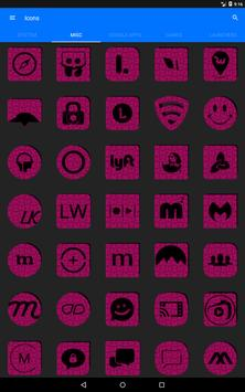 Pink Puzzle Icon Pack screenshot 12
