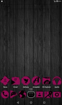 Pink Puzzle Icon Pack screenshot 16