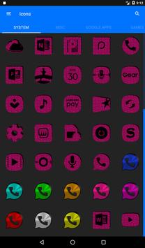 Pink Puzzle Icon Pack screenshot 19