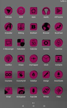 Pink Puzzle Icon Pack screenshot 9