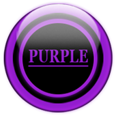 Purple Glass Orb Icon Pack v3.0 icon