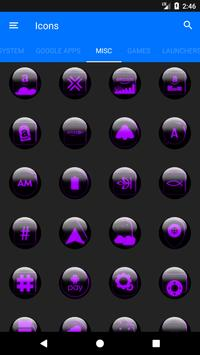 Purple Glass Orb Icon Pack v3.0 screenshot 6
