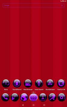 Purple Glass Orb Icon Pack v2.2 screenshot 8