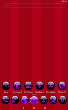 Purple Glass Orb Icon Pack v3.0 screenshot 8