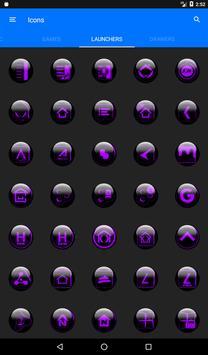 Purple Glass Orb Icon Pack v2.2 screenshot 23