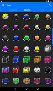 Purple Glass Orb Icon Pack v2.2 screenshot 20