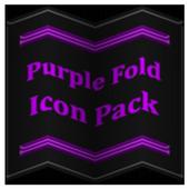 Purple Fold Icon Pack v3 icon