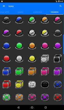 Purple Fold Icon Pack v3 screenshot 21