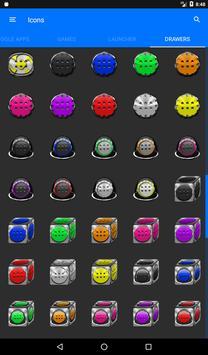 Purple Fold Icon Pack v3 screenshot 22