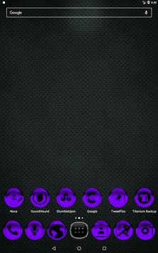 Purple Icon Pack Style 1 v3.0 Free screenshot 8