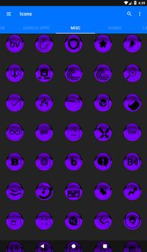 Purple Icon Pack Style 1 v3.0 Free screenshot 23