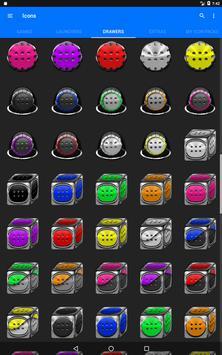 Purple Icon Pack Style 2 v3.0 Free screenshot 14