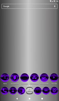 Purple Icon Pack Style 2 v3.0 Free screenshot 16