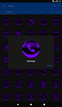 Purple Icon Pack Style 2 v3.0 Free screenshot 19