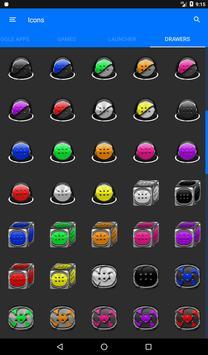 Purple Noise Icon Pack screenshot 21