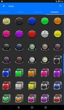 Purple Noise Icon Pack screenshot 22