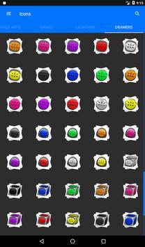 Purple Noise Icon Pack screenshot 23